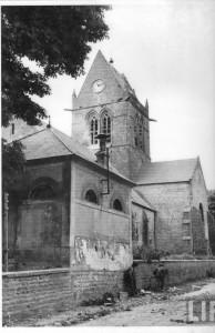 Sainte Mèee Eglise