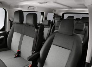 8 passengers