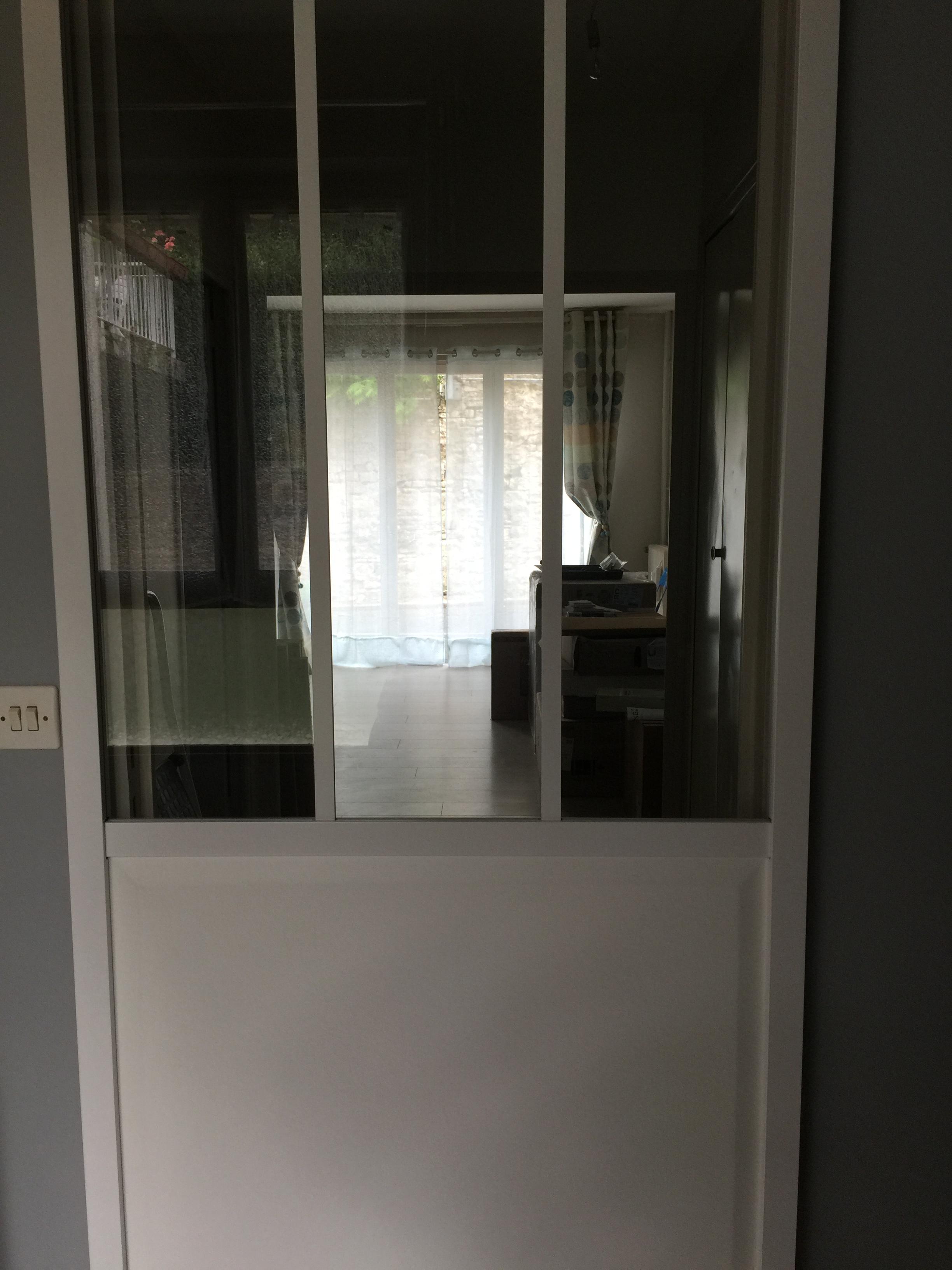 Door to bedroom