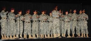 82nd AB Choir
