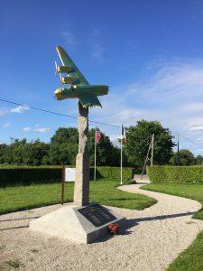 Briquebec Monument