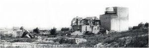 Bunker as it was in 1944