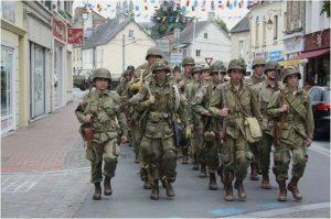 Carentan Liberty March