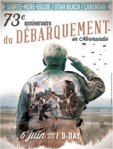 73rd D-Day anniversay