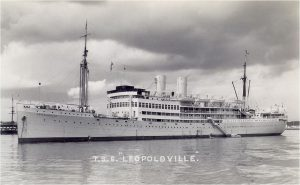 Leopoldville sunk on Christmas eve 1944